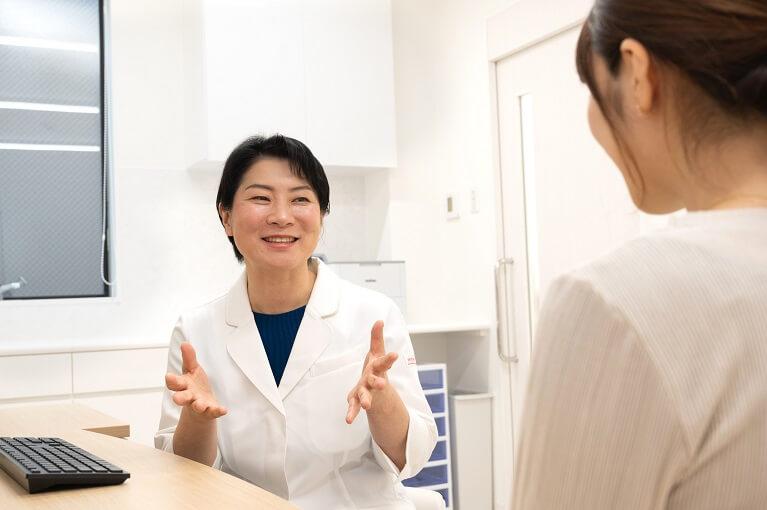 当院で行う一般婦人科